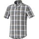 Shimano Transit Check Button Up SS Shirt Men Morel